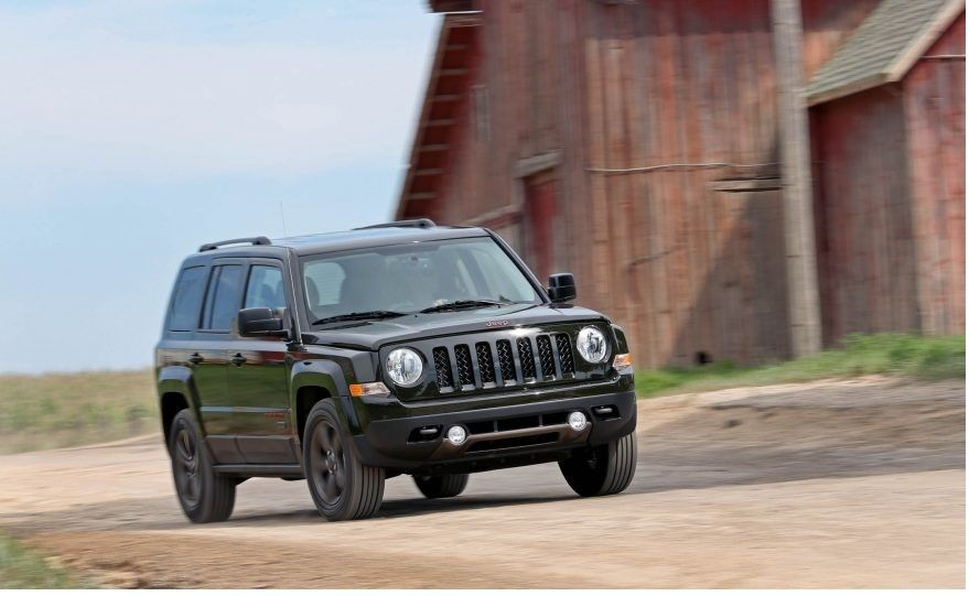 2018 Jeep Patriot 4×4 Automatic Change And Price (With