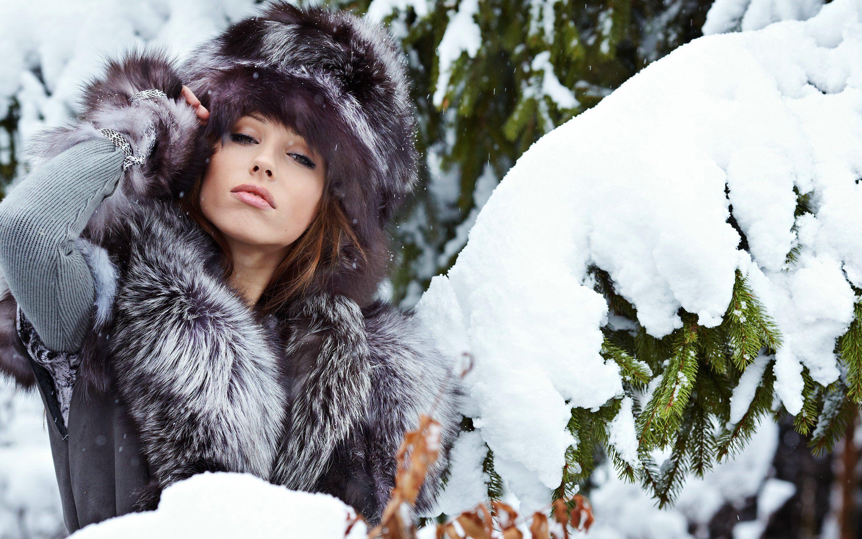 in winter fur - photo #5