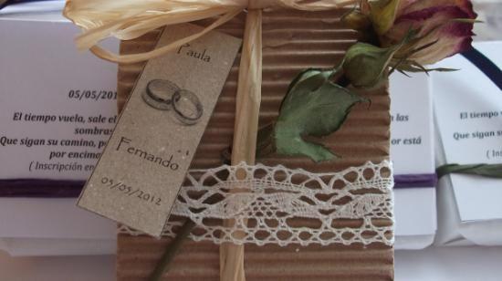 Presentaciones para bodas