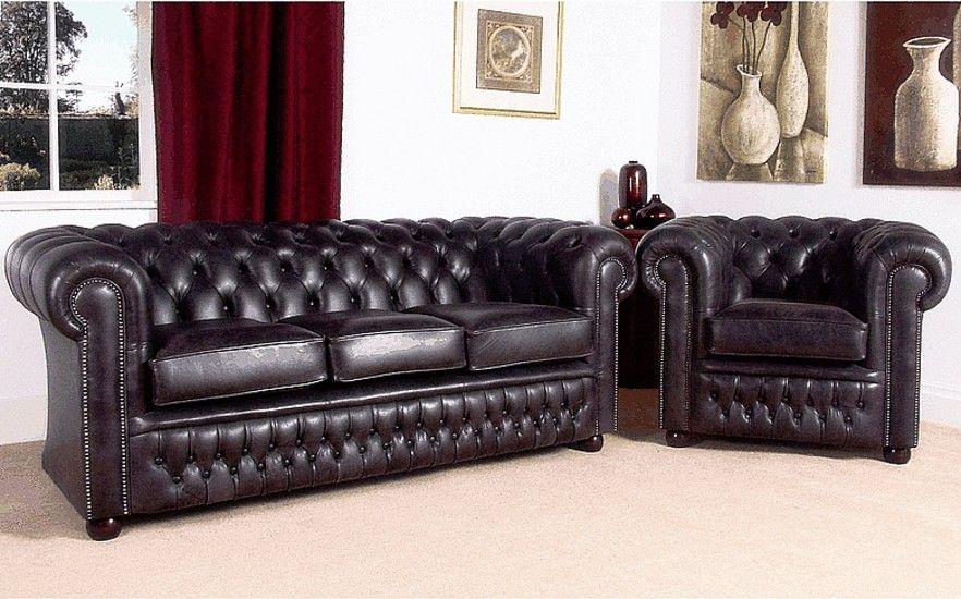 Chesterfield Egerton Clic Sofa 3 1