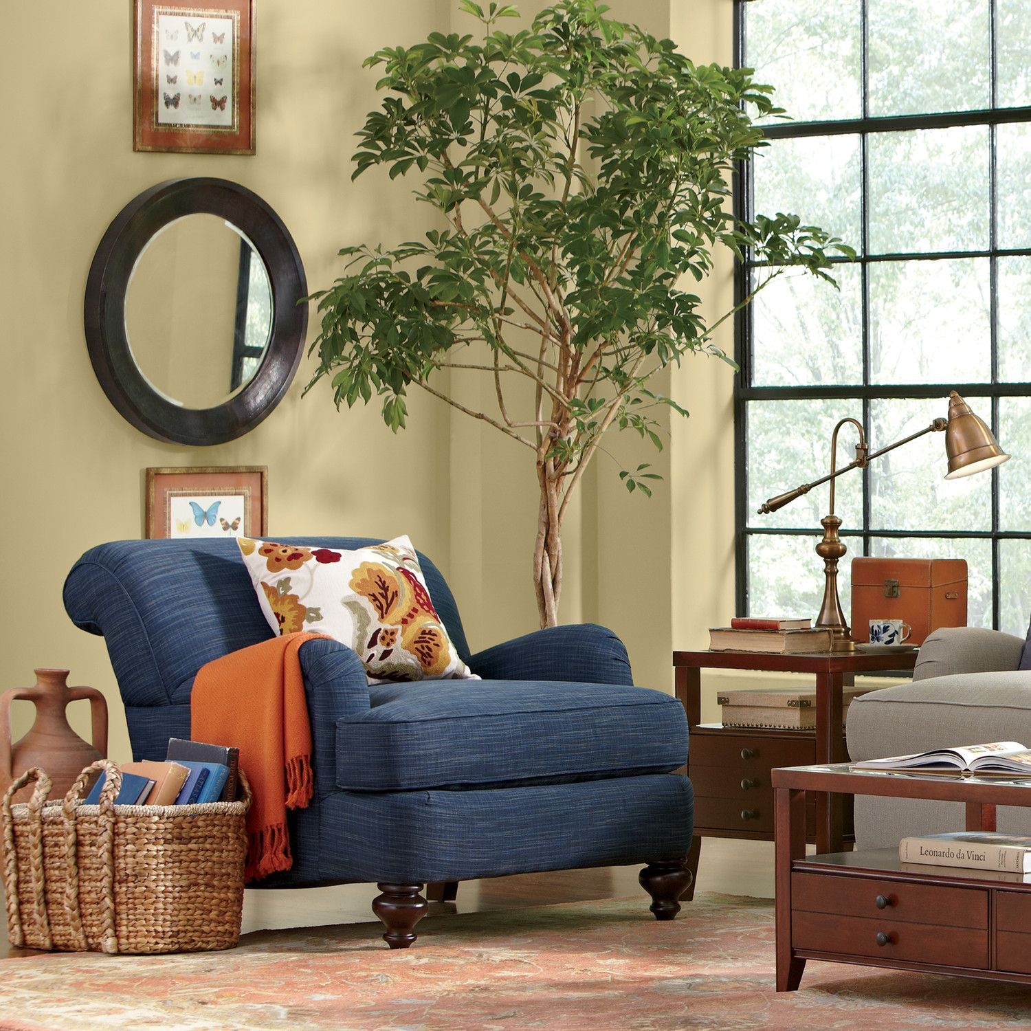 24 Quot Armchair Living Room Decor Home Decor Traditional