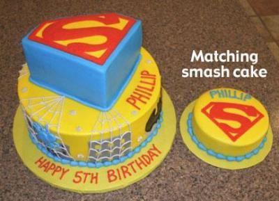 Stupendous Cute Superhero Cake For Ryans B Day Cake Superhero Cake Birthday Cards Printable Giouspongecafe Filternl