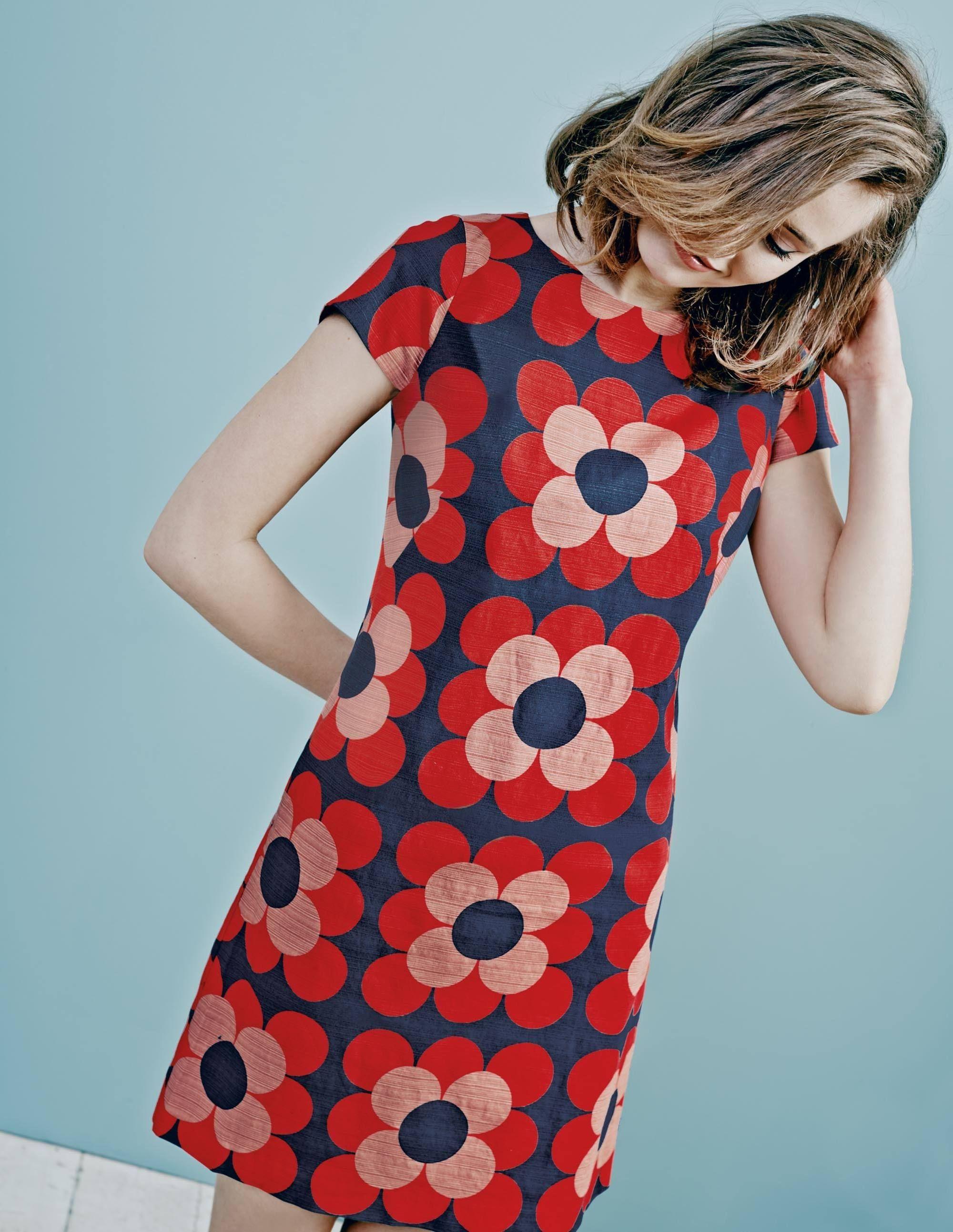 6c8ee8b94e4 Boden Harriet Shift Tunic Dress.  NewBritish