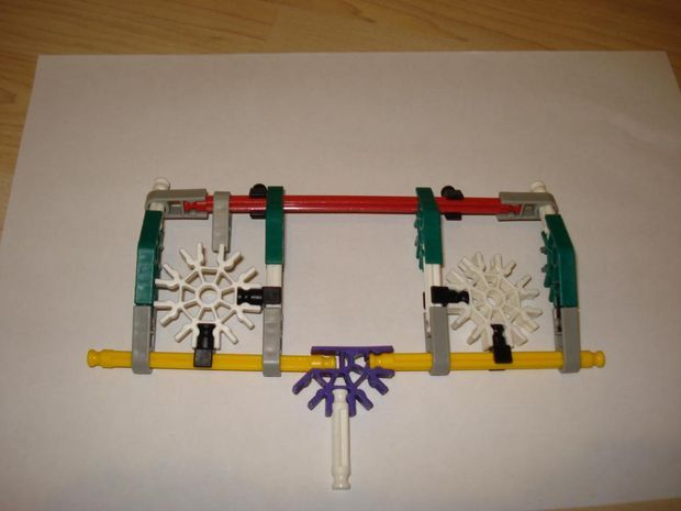 Knex Car With Steering And Interior Knex Things To Build