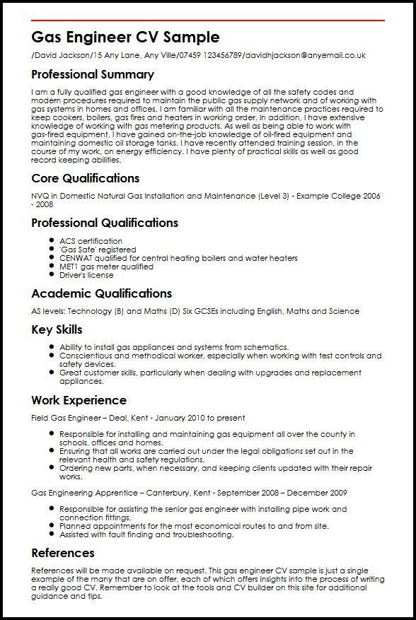 Resume Examples Kent In 2020 Best Cv Template Engineering Resume Good Cv