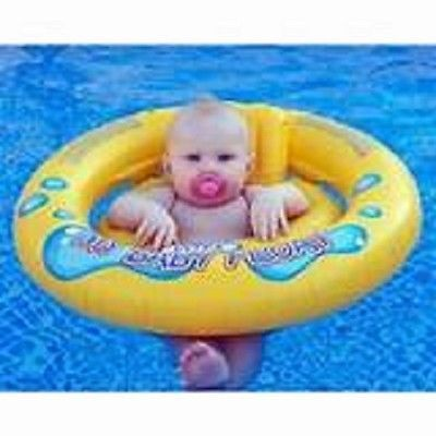 Durable New Baby Smooth seat Float Swimming Swim Ring Pool Infant Chair Lounge