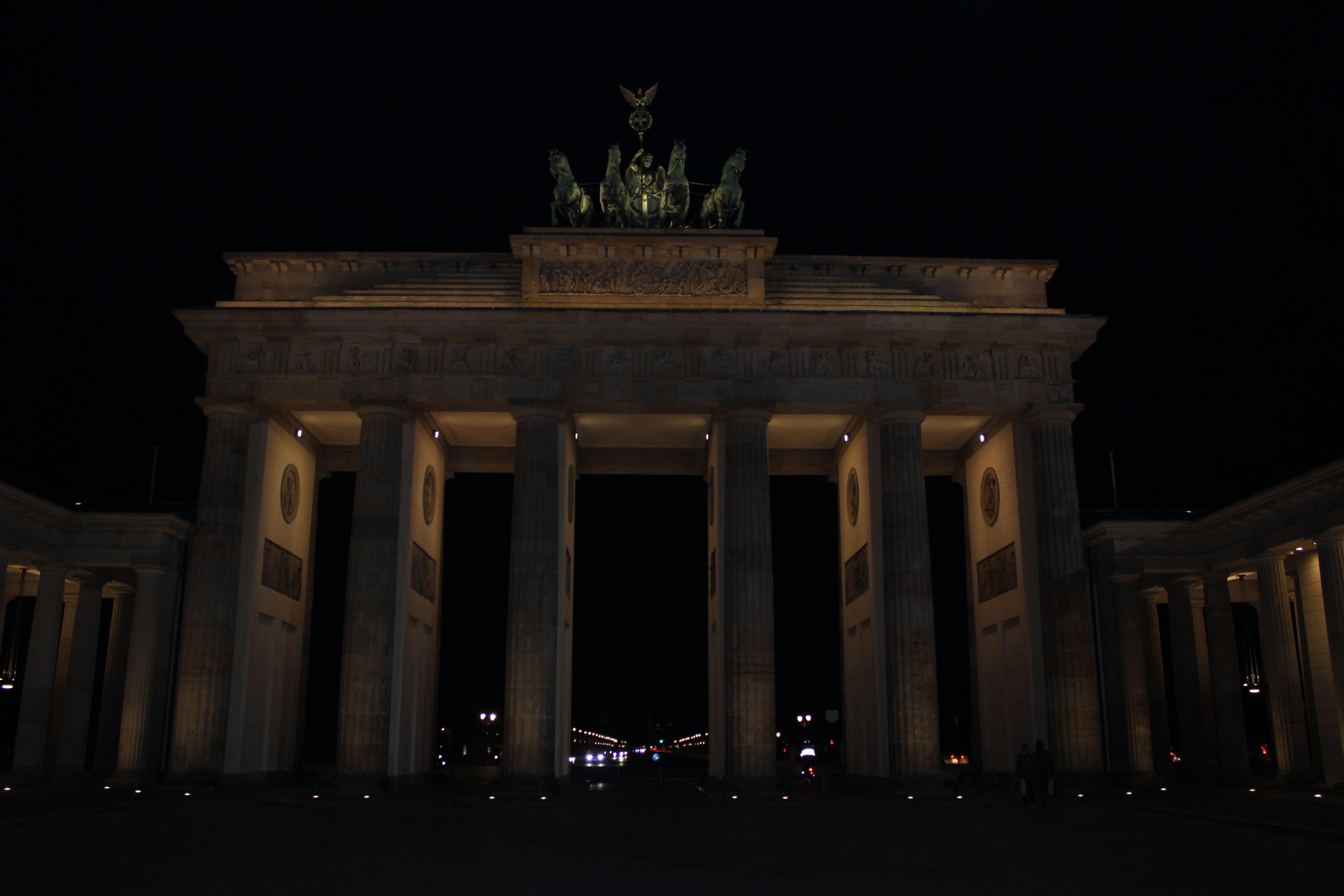 Brandenburger Tor Brandenburg Gate Brandenburg Gate