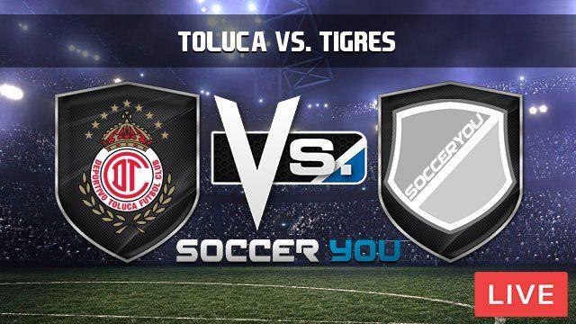 Toluca vs. Tigres Live Stream #Mexico #MexicoPrimeraDivisionClausura #Tigres #Toluca http://goo.gl/O3CGOC