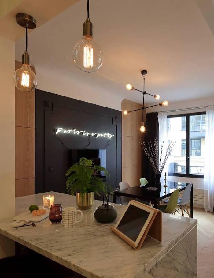 Appartement chic au coeur de paris - Clem Around The Corner - Blog Déco