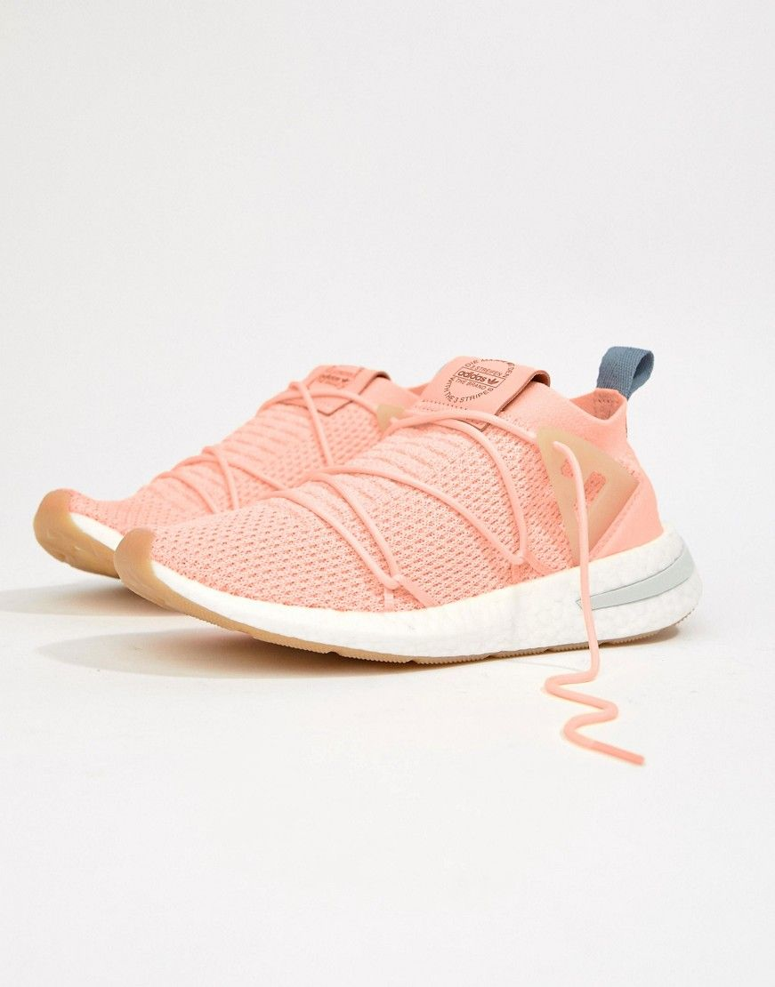free shipping 35481 d388e adidas Originals Arkyn Sneakers In Pink