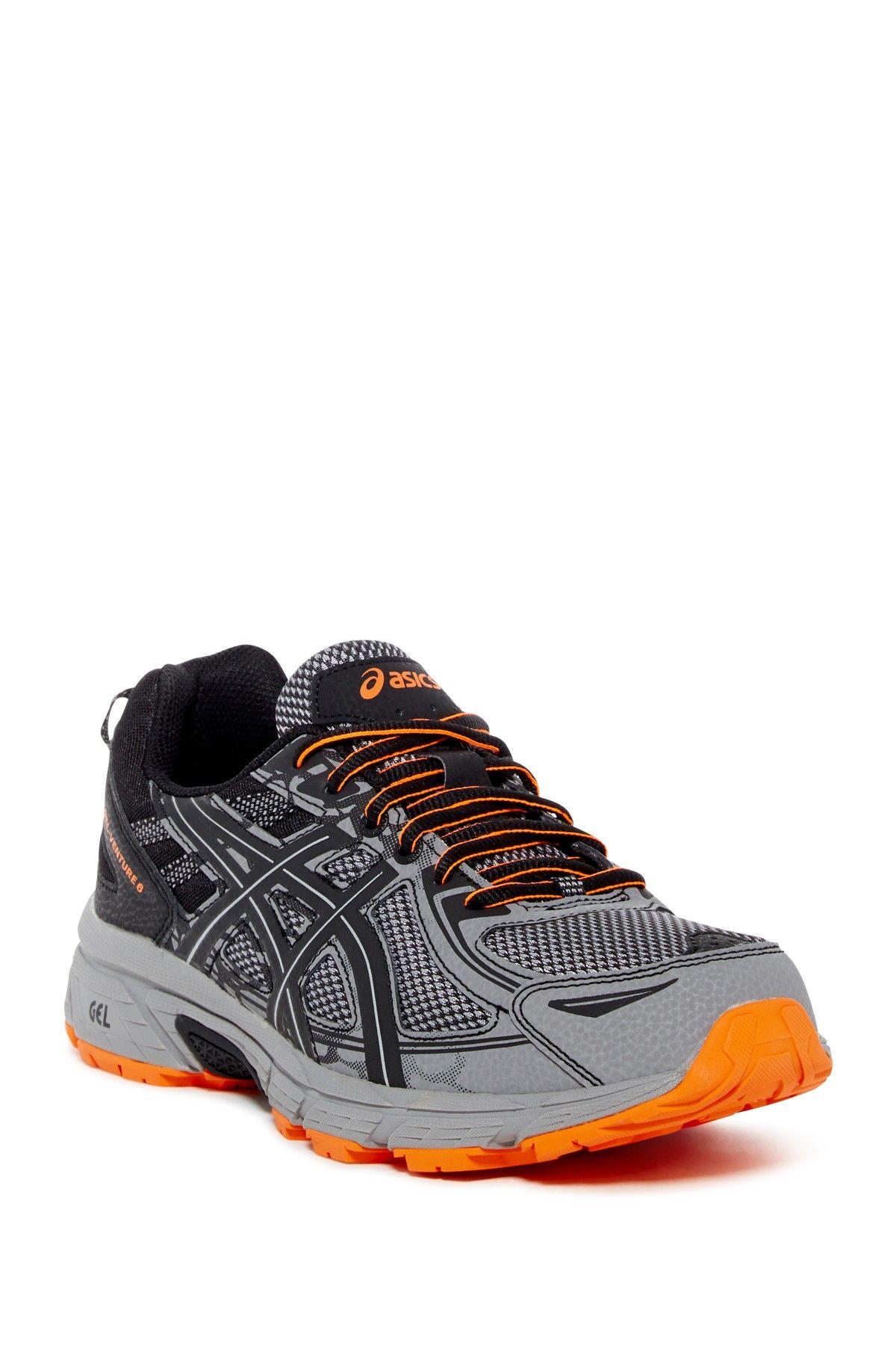 Gel venture 6 Running Sneaker In Frst Gry p   Sneakers men