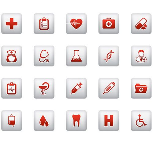 A Collection Of High Quality Free Medical Icons | Artists Paradise ...