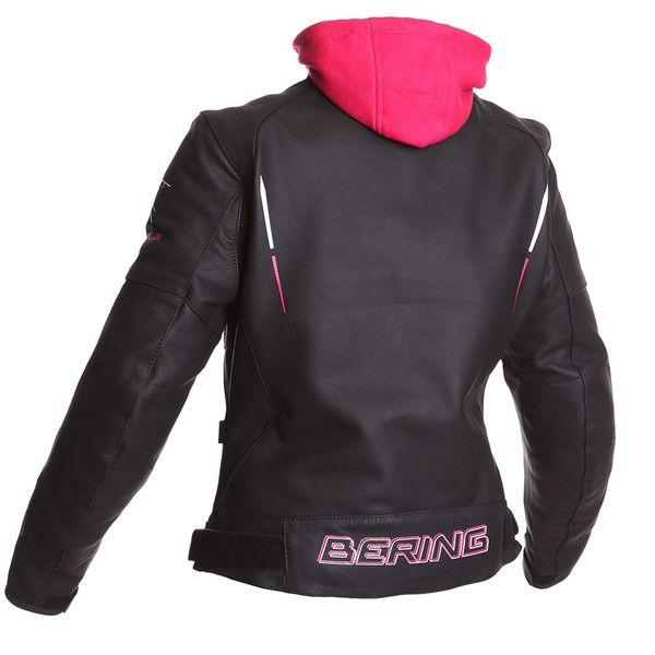 Blouson femme moto dafy