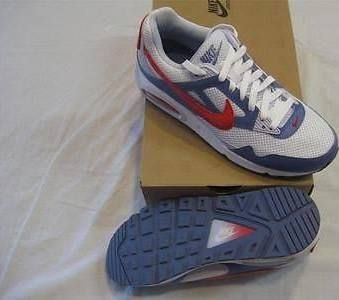 usa cheap sale get new a few days away Women's Nike Air Max Skyline Running Sz 8.5 White/cement Red ...