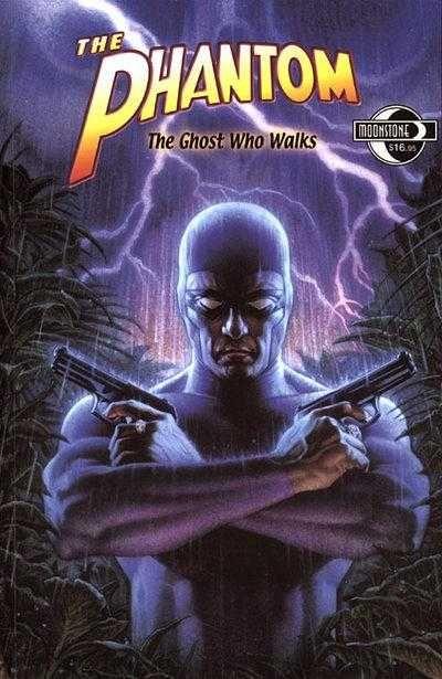 The Phantom: The Ghost Who Walks #1 - The Phantom: The Ghost Who Walks (Issue)