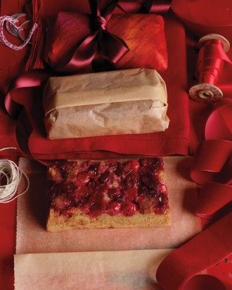 DIY Holiday Food Gifts for Everyone on Your List Cranberry almond