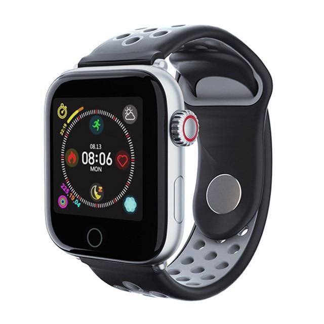 Smart Watch Men Waterproof Smartwatch With Heart Rate