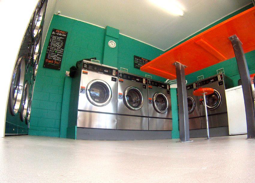 Coin Laundry Snap Laundromat Taringa Brisbane www