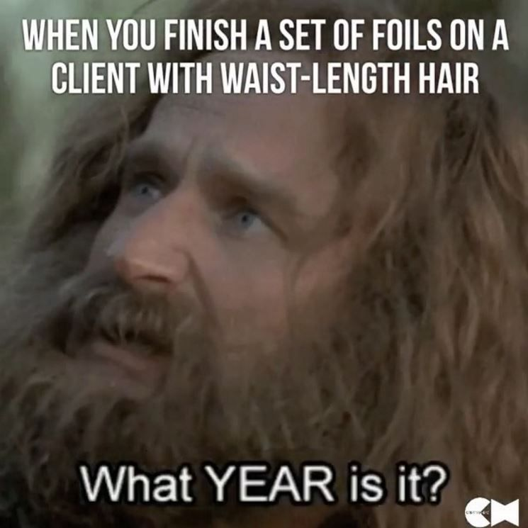 Seriously Though Hair Quotes Funny Hairstylist Humor Hair Quotes