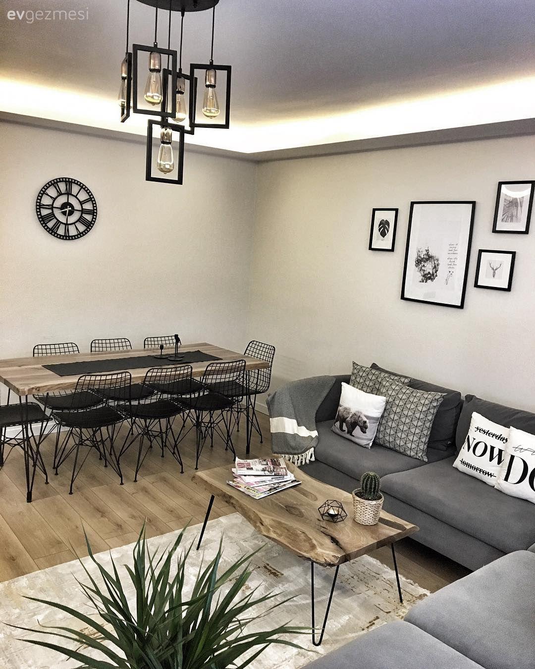 Ev Gezmesi Mottosu Mutluluk Olan Bir Istanbul Evi Ev Gezmesi Oturma Odasi Dekorasyonu Oturma Odasi Tasarimlari Bohem Oturma Odalari