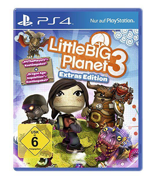 Little Big Planet 3 - [PlayStation 4]: Amazon.de: Games