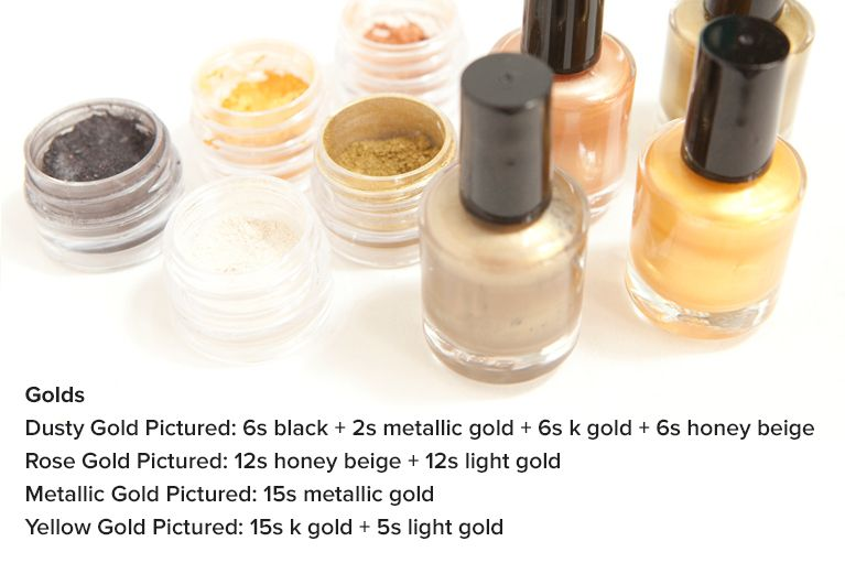 How To Make Your Own Nail Polish Color Darby Smart