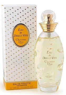 Eau De Dolce Vita Christian Dior De Dama Scent Of A Woman In 2019
