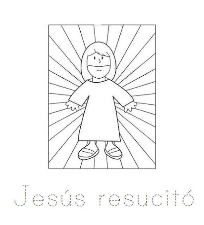 Dibujos para colorear cristianos - Dibujos cristianos   antonia ...