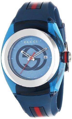 Watch : Gucci SYNC XXL Blue