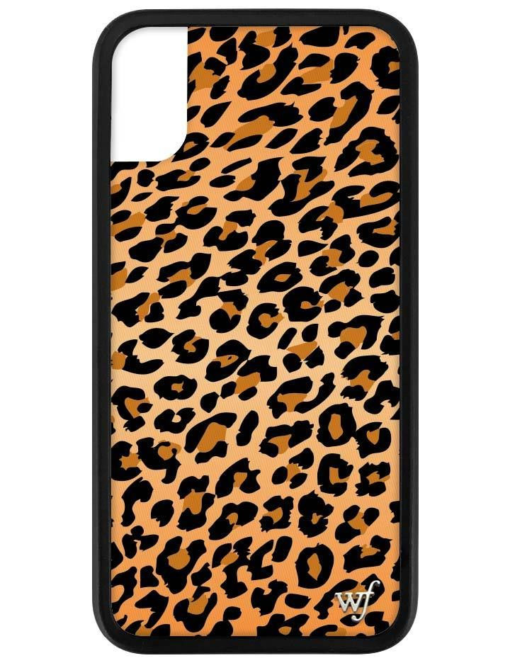 Leopard iPhone X/Xs Case in 2019 | Cases | Wildflower phone cases