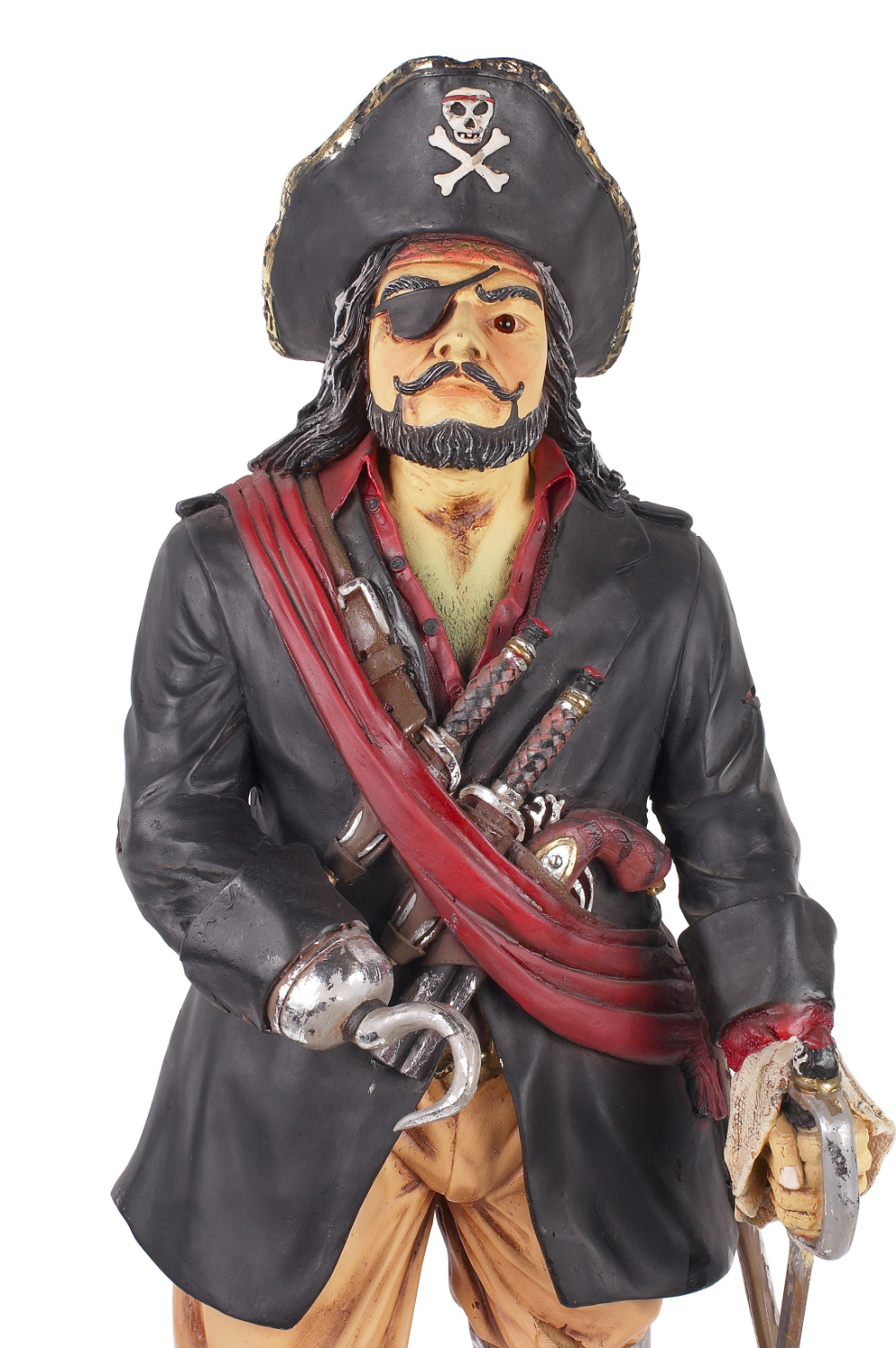 How To Make Captain Hook S Hook Captain Hook From The Disney Peter Pan Film Is A Great Character To Choose For A Costume Pirate Costume Captain Hooks Costumes