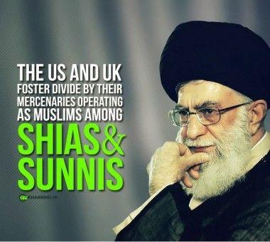 Ayatollah Khamenei Underlines Islamic Unity As Iran S Prioritized