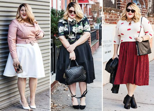Plus size fashion for young adults 8