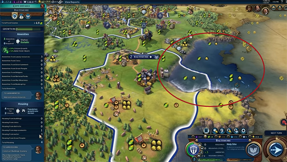 Download Civilization 6 cheats | GameSpace Cheats and Tips