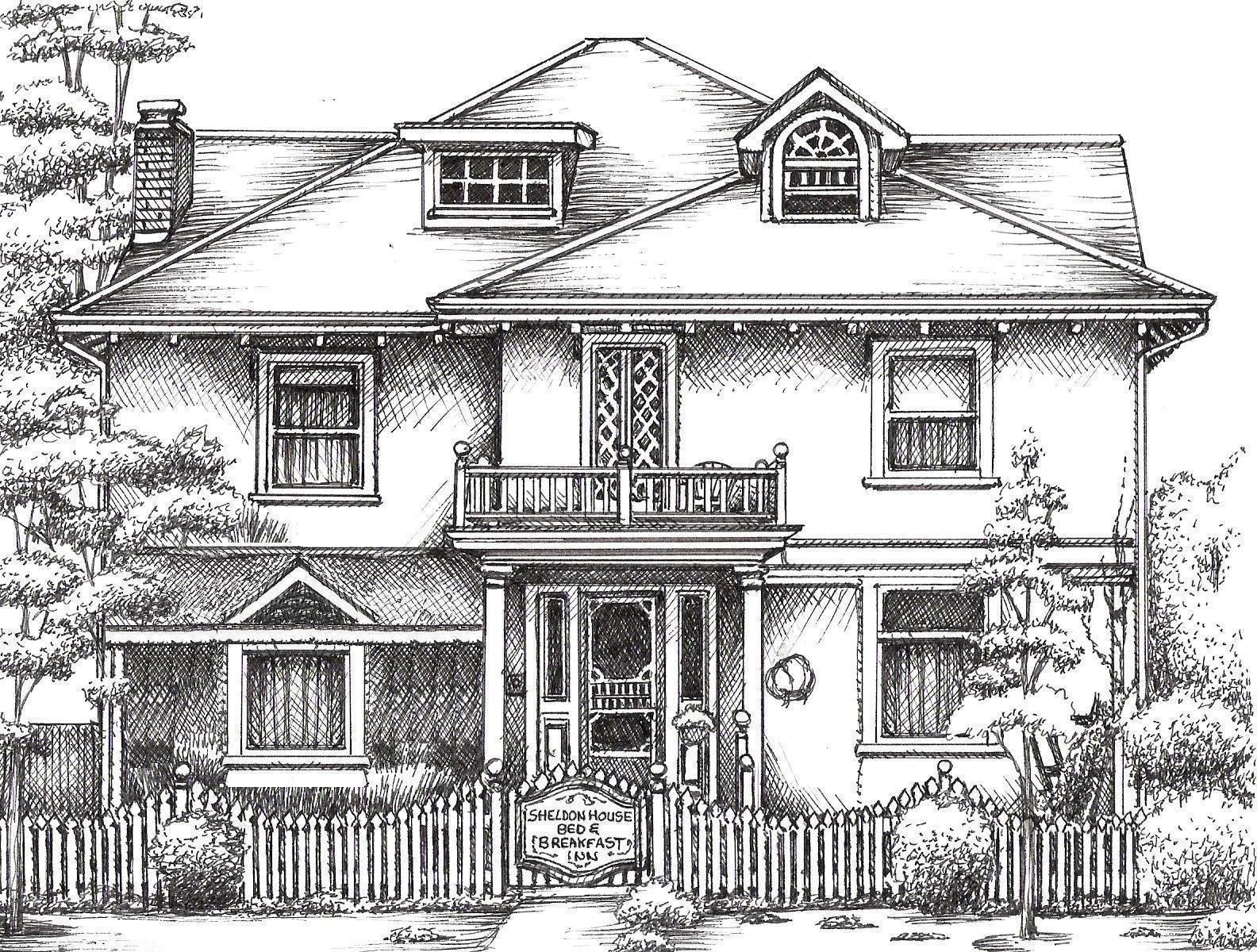 Drawing House – BLSV - ^
