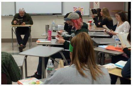 Schools that Read Together: Cultivating Reading Communities at the Secondary Level by Heather Rocco | Nerdy Book Club