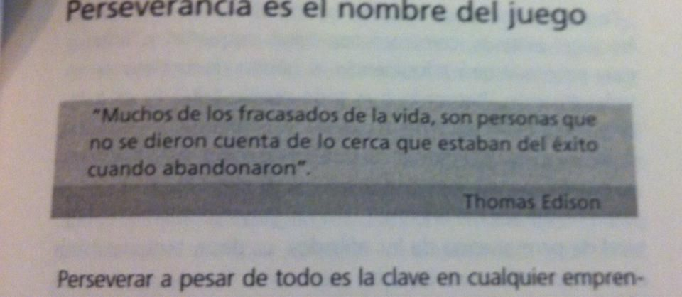 Los #Fracasos #Emprendimiento #Frases #ThomasEdison