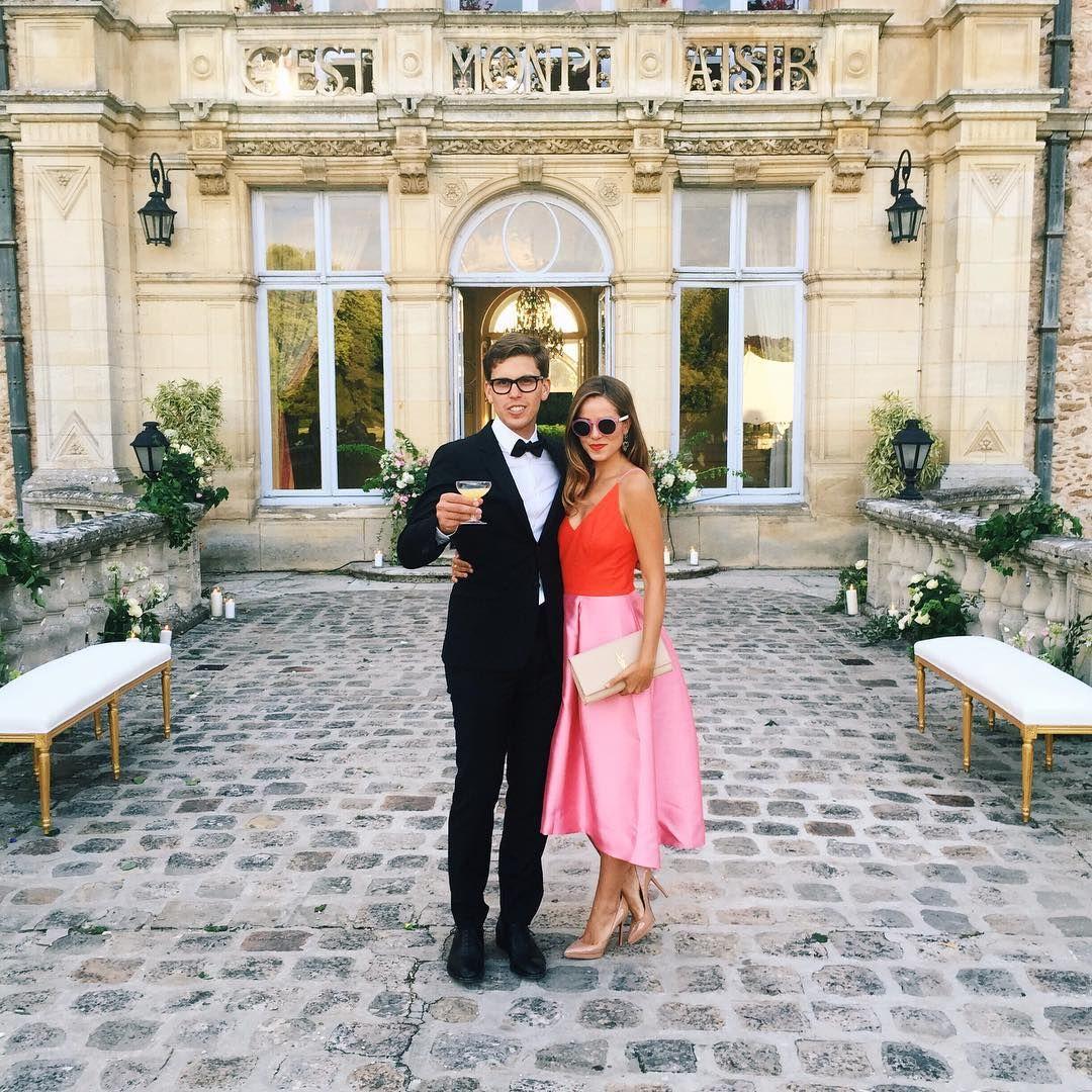 Julia Engel Gal Meets Glam On Instagram Wedding Glam Last Night With My Mr Bond Shakennotstirred Jenfredwed2015 France Gmgtravels Weddingglam