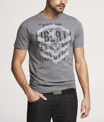 13f259a95 military graphic tee | Shirts | Men, Boys t shirts, Clothes for women
