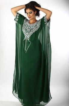 Robe de soiree marocaine moderne