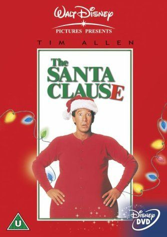 The Santa Clause Dvd One Of Special Holiday Lucky Day Dvds
