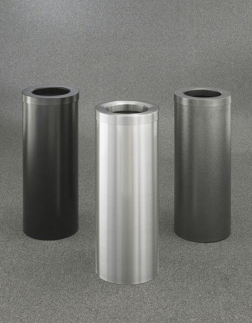 Gallon Bathroom Trash Cans To Match Wipe Dispensers F - Commercial bathroom trash cans