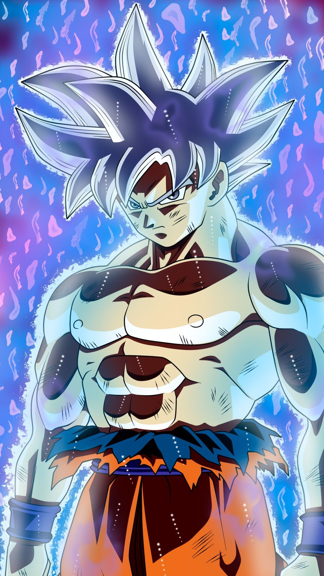 Goku Migatte No Gokui Perfec And Vegeta Son Wallpaper Mobile