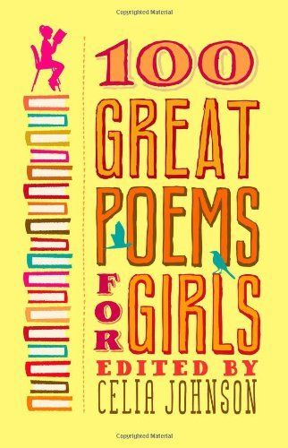 100 Great Poems For Girls Bookoutlet Com Poems About Girls