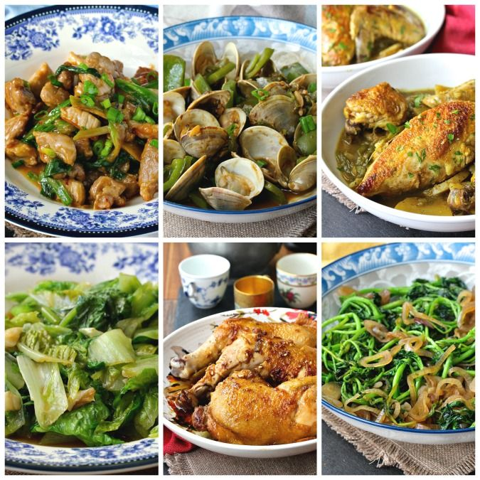 Six Amazing Wok Dishes For Wok Wednesdays Dishes Asian Recipes Dinner Inspiration
