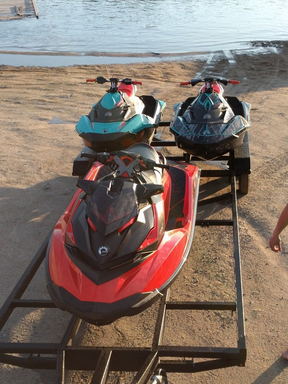 Pin By Bill Schriever On Sea Doo Spark Jet Ski Seadoo Jetski Ski Boats