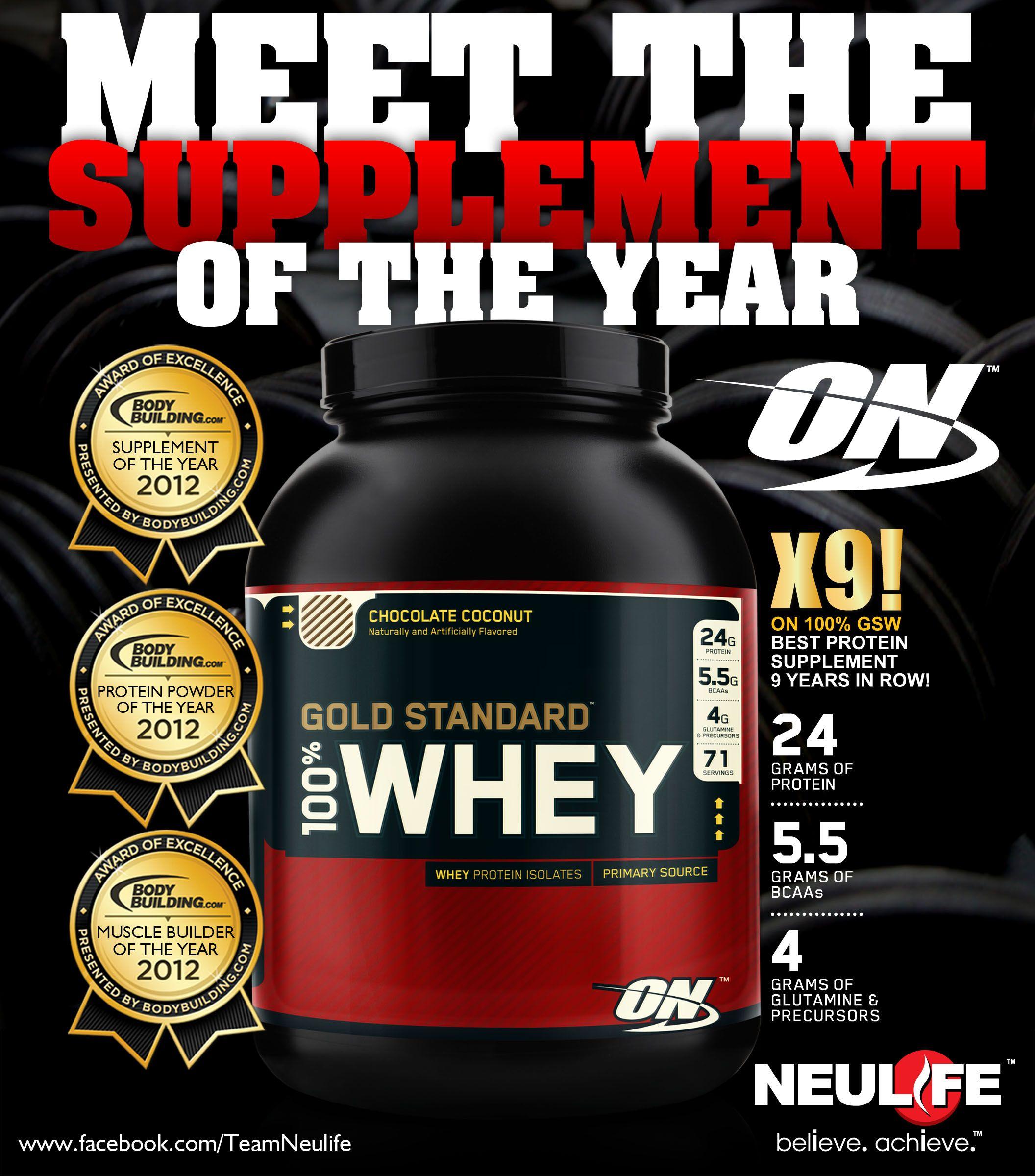 On Whey Gold Standard Gold Standard Whey Gold Standard Whey Protein Whey Protein Recipes