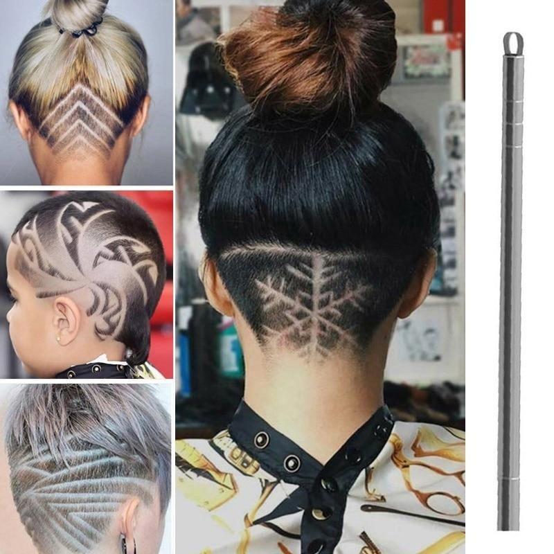 hair design carving pen magic refined
