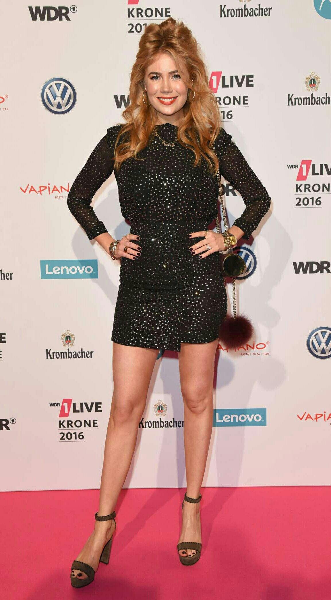 Palina Rojinski Rojinski Palina Beautiful Women High Heels