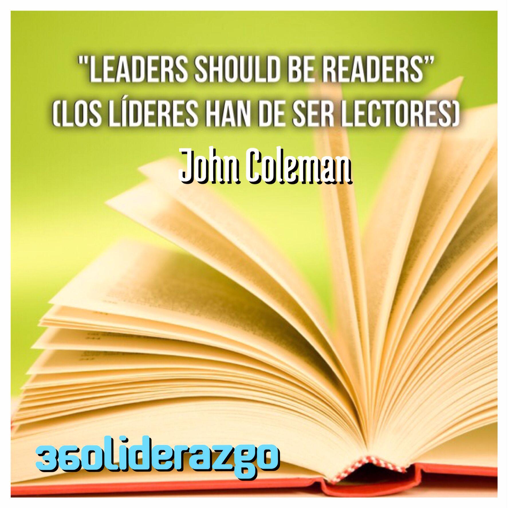 Liderazgo ¿Cuál es mi lectura actual? ¿Qué aprendizajes estoy llevando a la práctica? www.facebook.com/360liderazgo